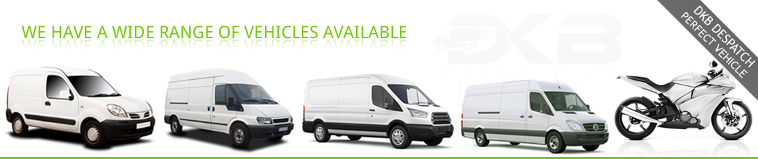 Wide range of DKB Despatch Vehicles Available