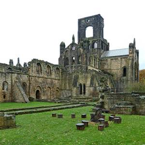 image of kirkstall abbey in leeds